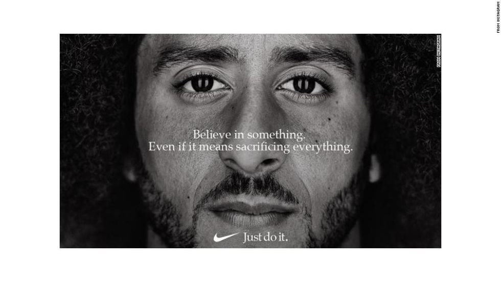 Nike's Ad Campaign Just Exposed The Ignorance of America