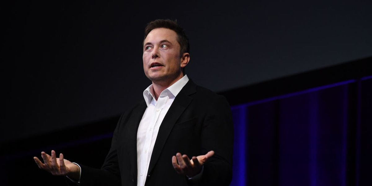 Elon Musk Smokes Joint in Public, Becomes a Meme