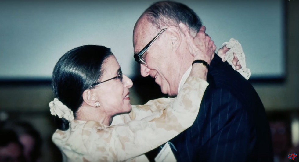 We Should Never Settle For Anything Less Than Ruth Bader Ginsburg's Incredible Love Story