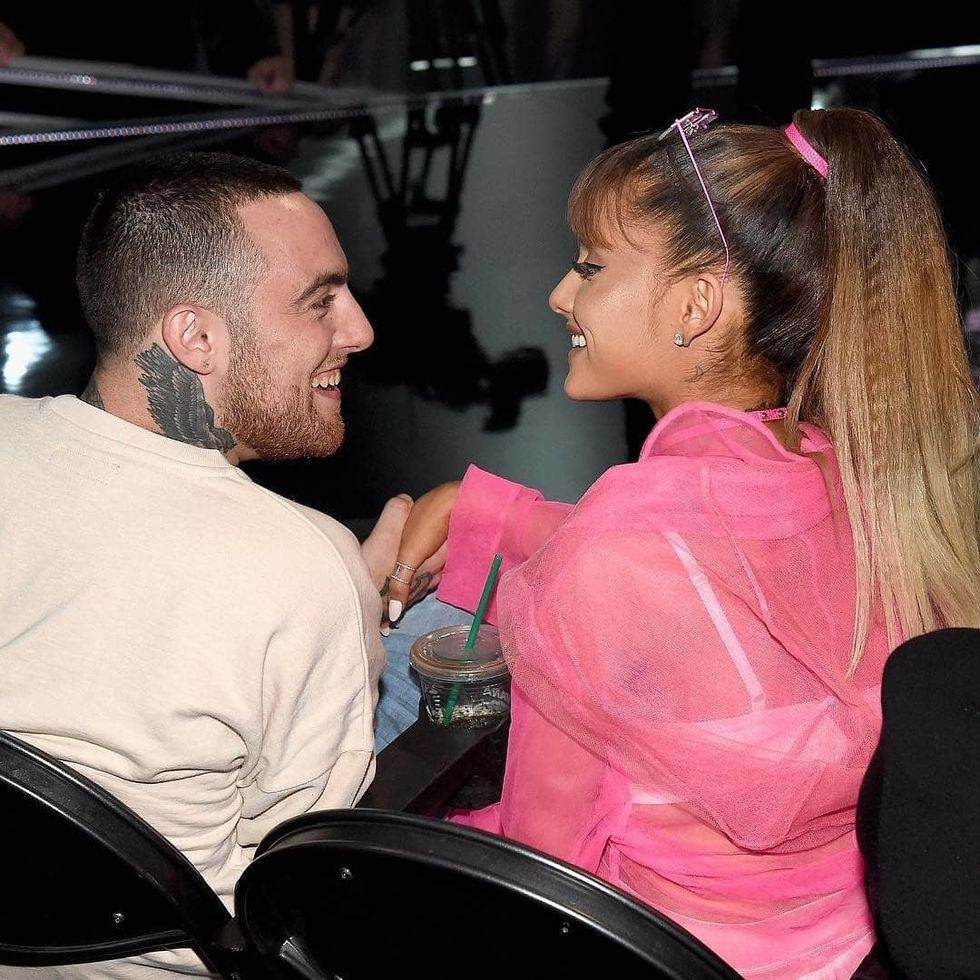 Ariana Deserves Nothing But Love As She Mourns Mac, Don't You Dare Blame Her For His Death