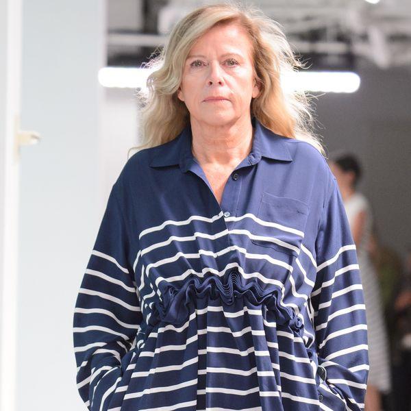 Sies Marjan Designer Sander Lak's Mom Walked In His Show