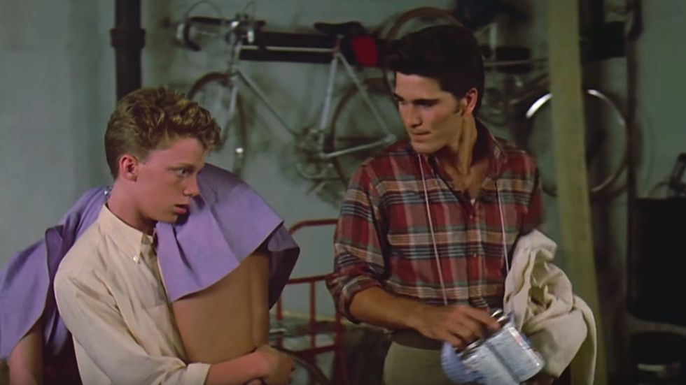 """Clip from """"16 Candles"""""""