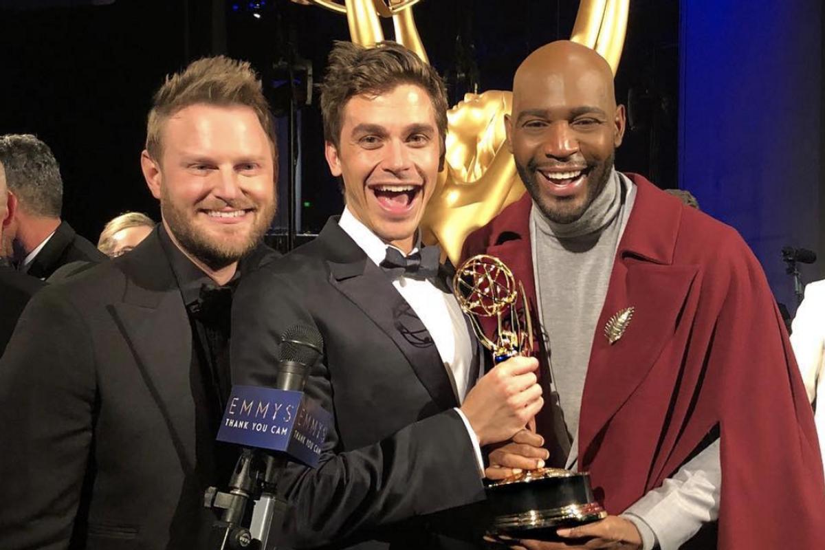 'Queer Eye' Won Three Emmys Last Night