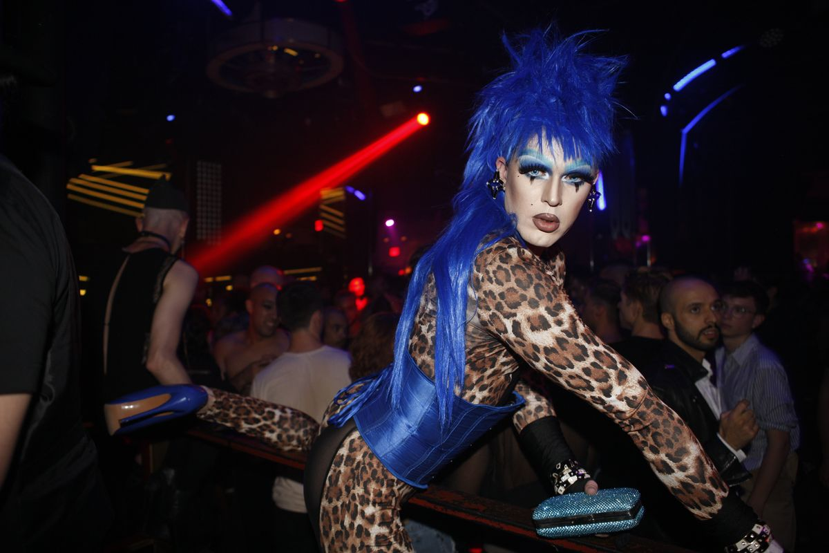 Inside Ladyfag's Queer-As-Hell Birthday Rager
