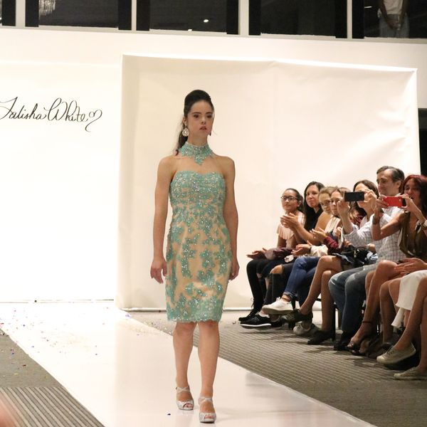 A Model With Down Syndrome Walked NYFW