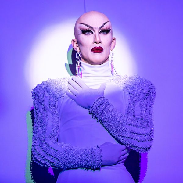 Sasha Velour and Opening Ceremony Throw a Drag Spectacular