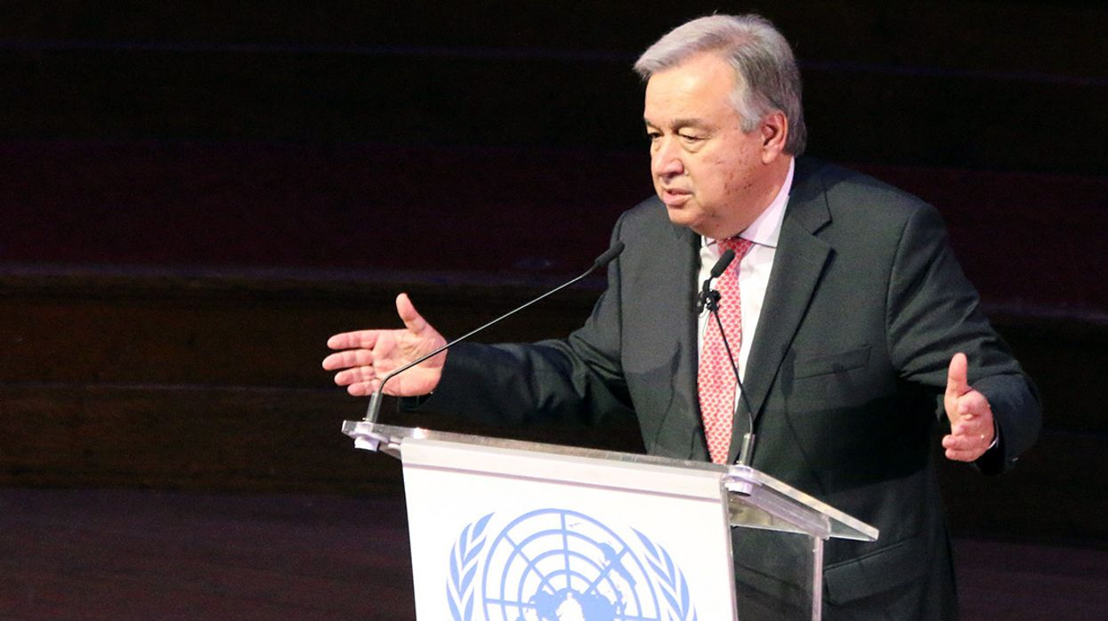 As Climate Talks Stall, UN Chief Presses World Leaders to Take Action