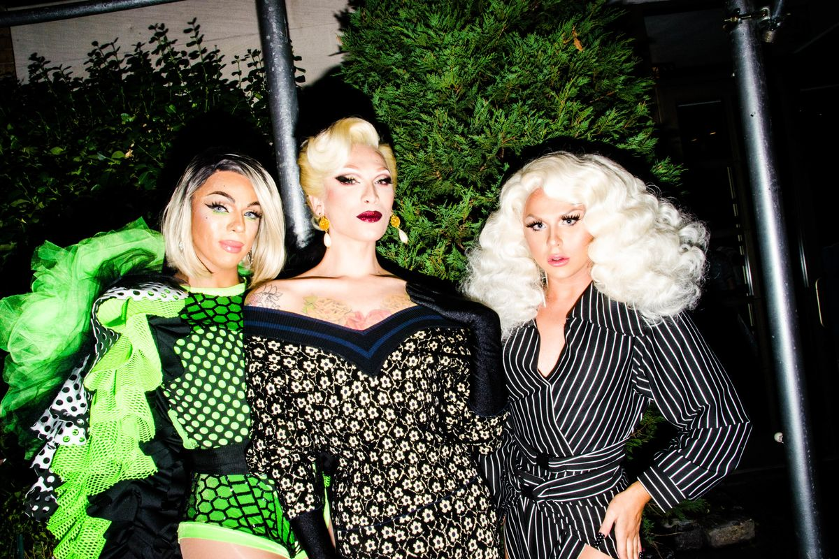 Inside Opening Ceremony's Drag-Filled NYFW Afterparty