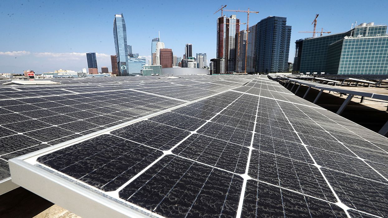 California Commits to 100% Clean Energy By 2045