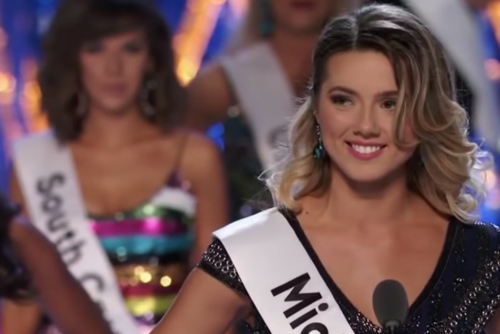 On Miss America, Emily Sioma Used Her 10-Second Intro To Call Out The Flint Water Crisis And People Loved It