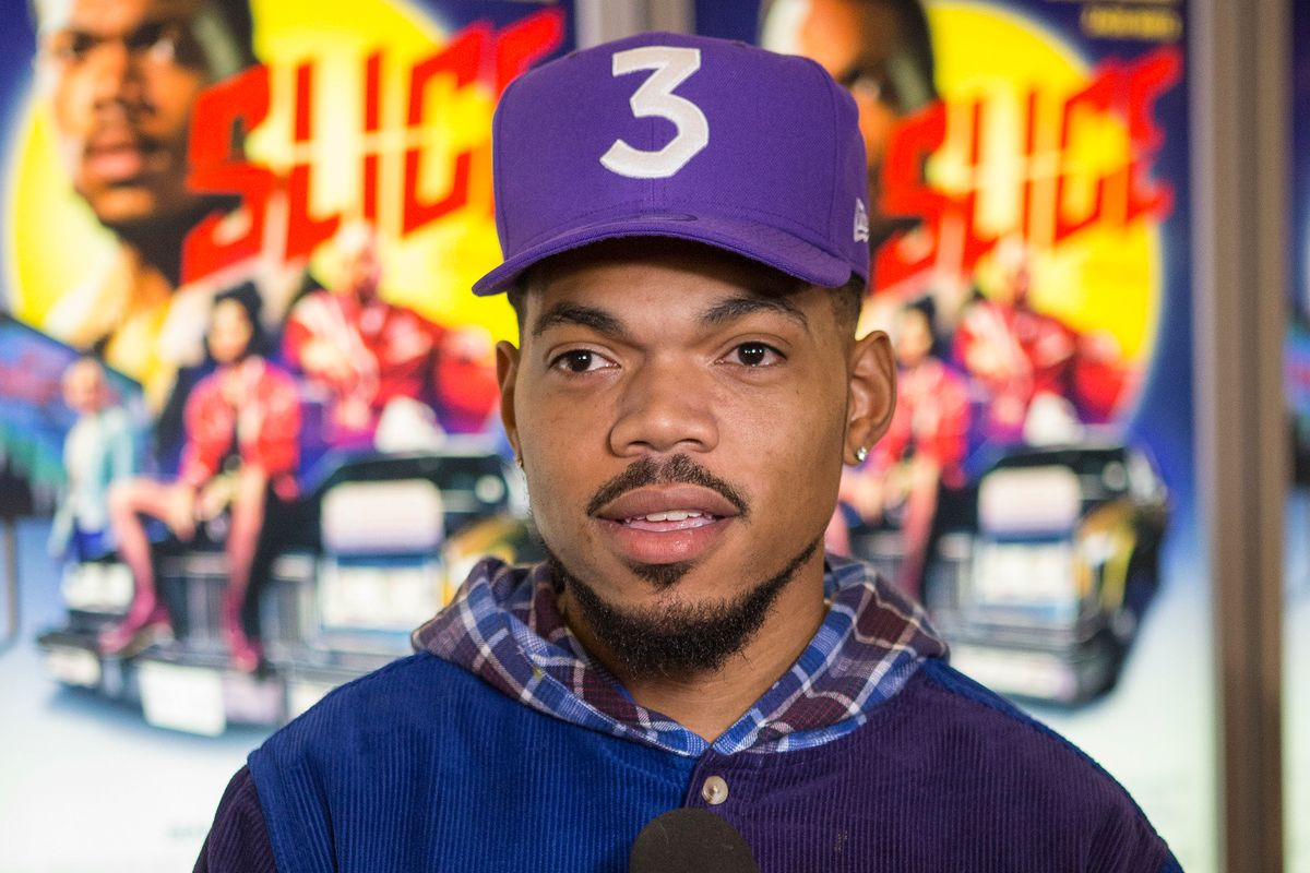 Watch Chance the Rapper Play a Pizza-Slinging Werewolf