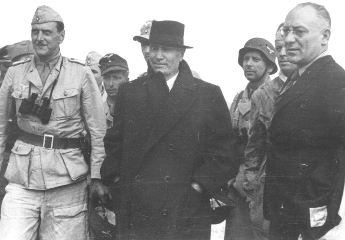 Mussolini liberato sul Gran Sasso, un falso storico che ha retto decenni
