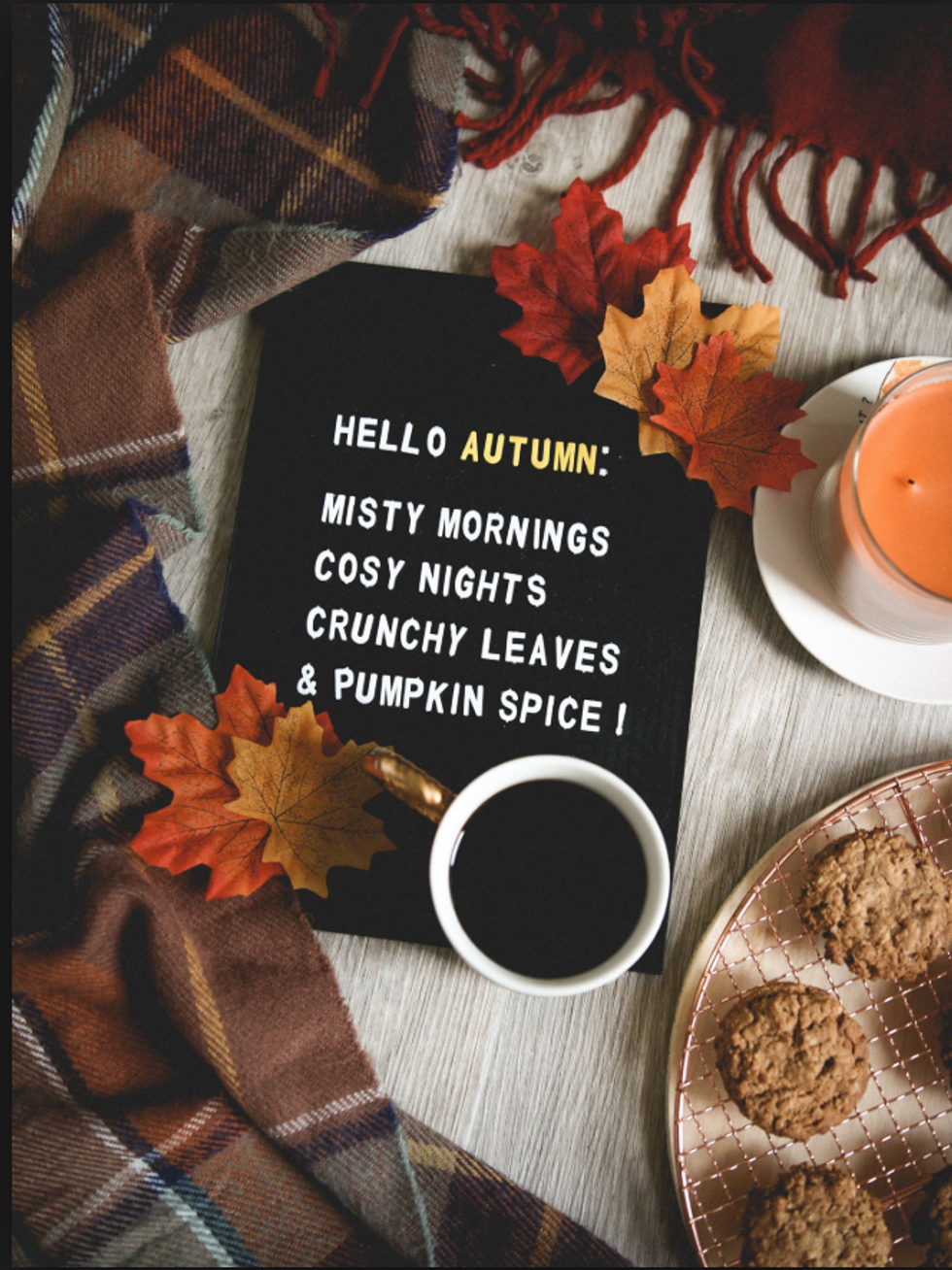 6 Coffee Drinks You Need To Try This Fall