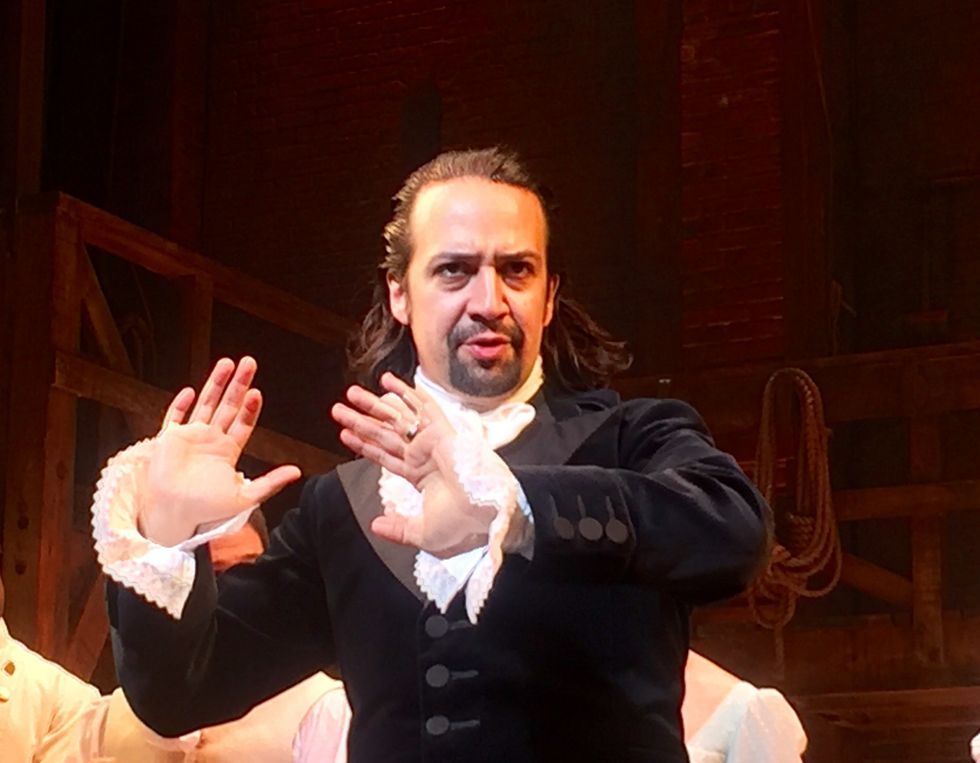 15 Reasons You NEED to Listen to 'Hamilton' Right Now