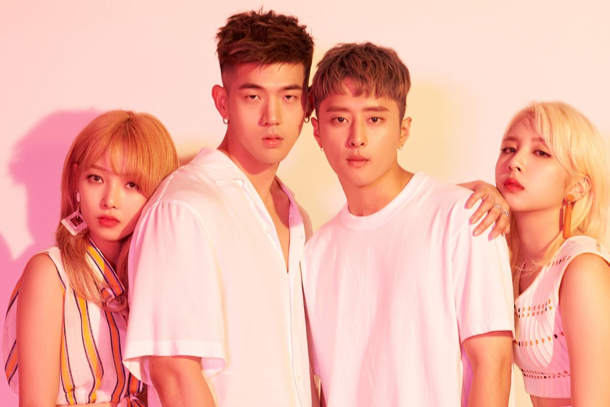KARD: the Mixed Gender Group Paving Their Own Path in K-Pop