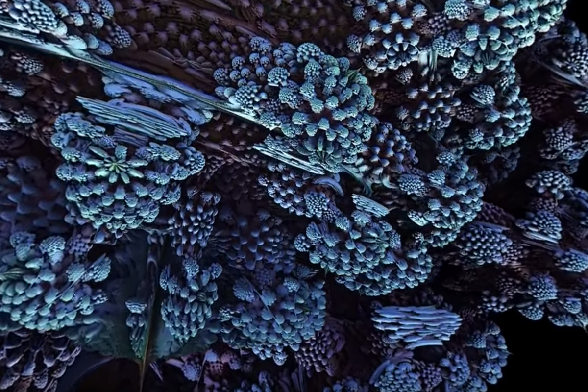Enter New Dimensions in This Short Film Scored by St. Vincent