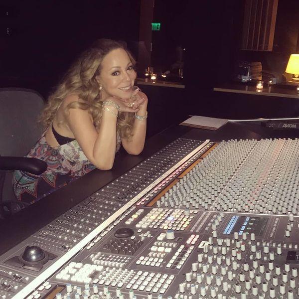 Mariah Carey Is Releasing New Music