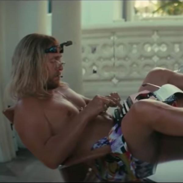Matthew McConaughey Will Live His Truth In Harmony Korine's New Stoner Comedy