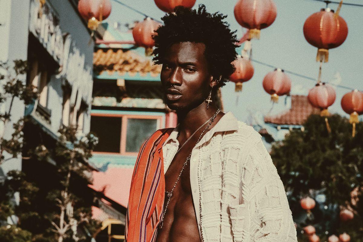Model Adonis Bosso Talks Fatherhood and Music