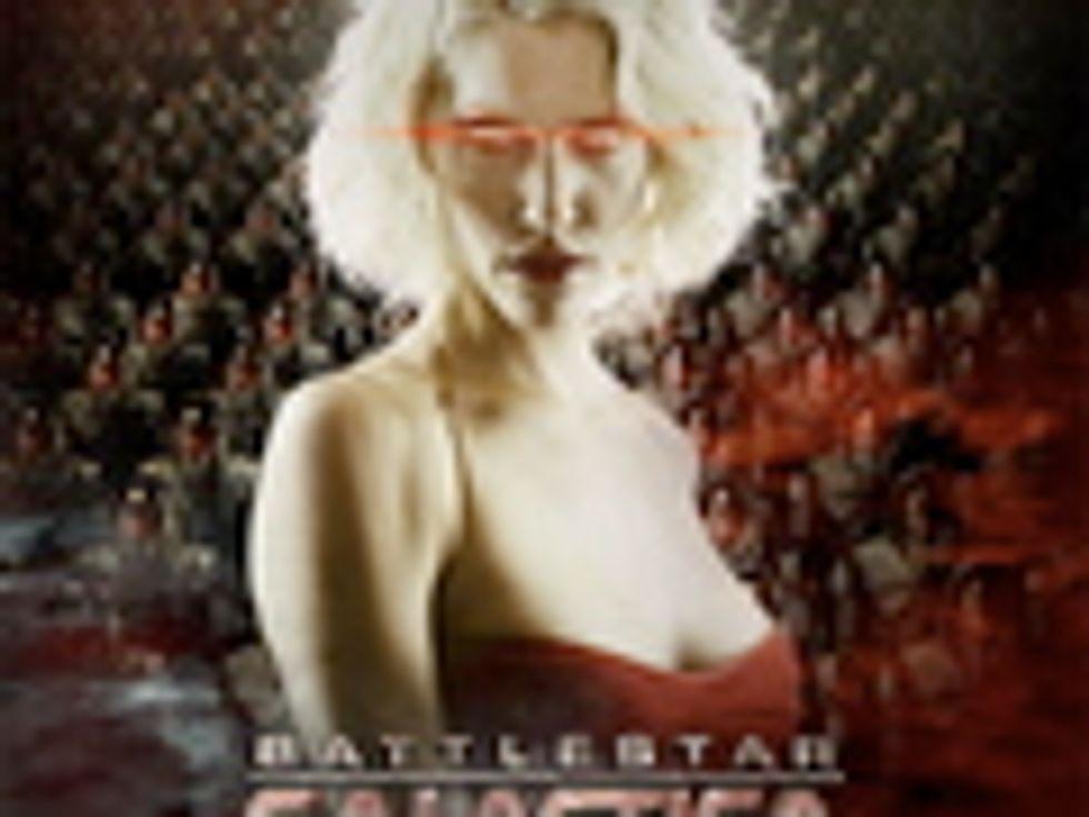 Art Imitates Life at the Battlestar Galactica U.N. Summit
