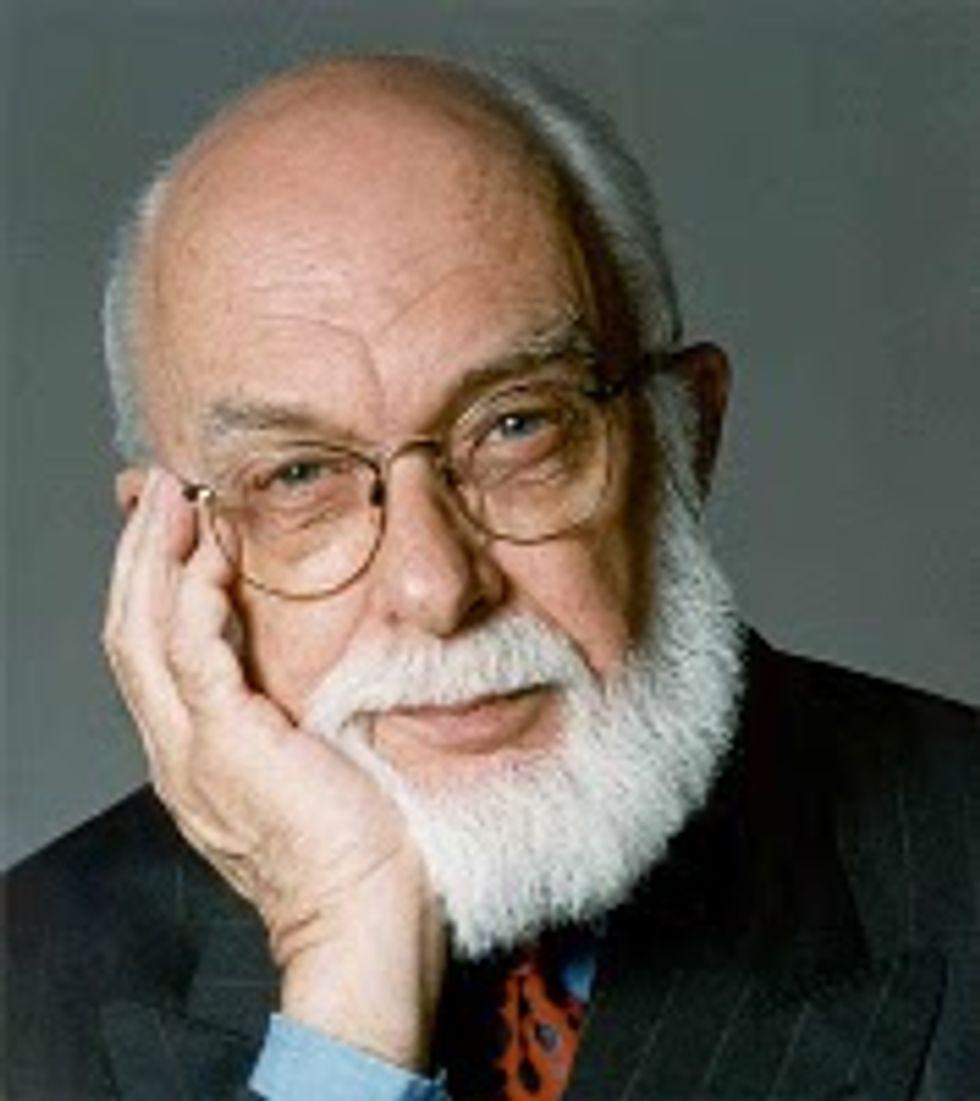 Skeptic and Magician James Randi Escapes the Closet at Age 81