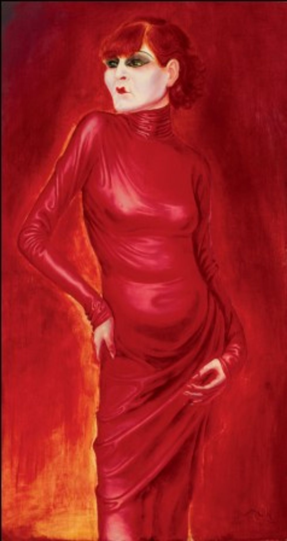 Society Painter: Otto Dix at the Neue Galerie New York