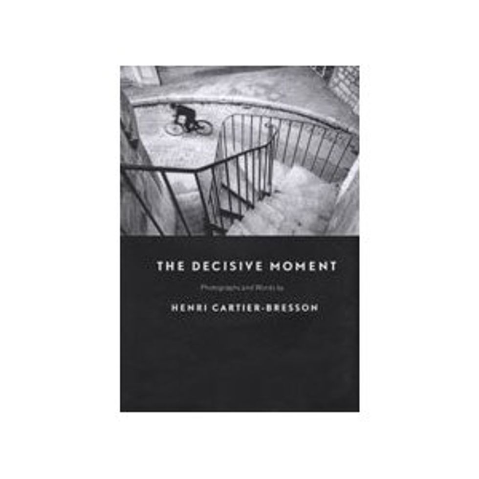 """A Warm Kiss: Cartier-Bresson Speaks in """"The Decisive Moment"""""""
