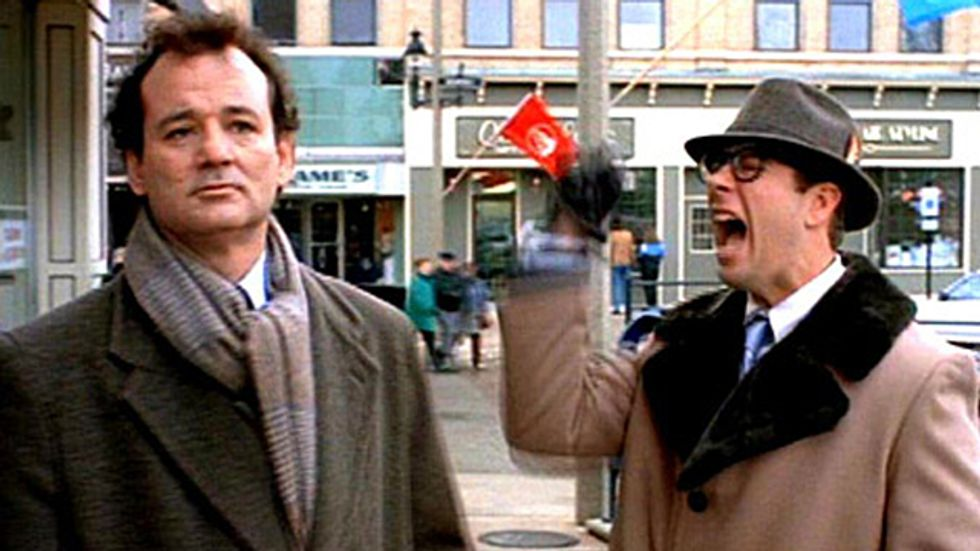 """Groundhog Day"" Screenwriter Danny Rubin Has Seen This All Before"