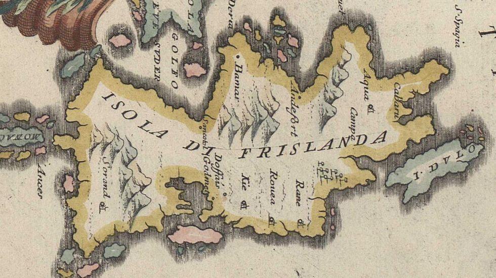 Frisland, an Italian Fabrication in the North Atlantic