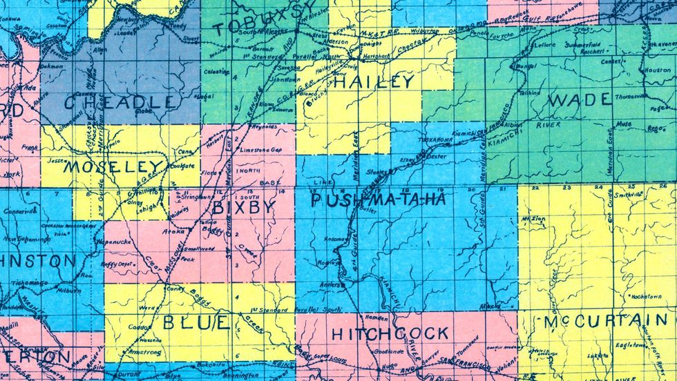 Sequoyah, the Stillborn State for Native Americans