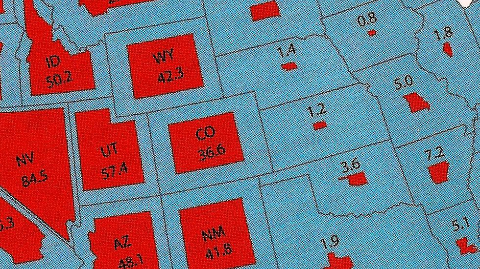 Just How Much Land Does the Federal Government Own —and Why?