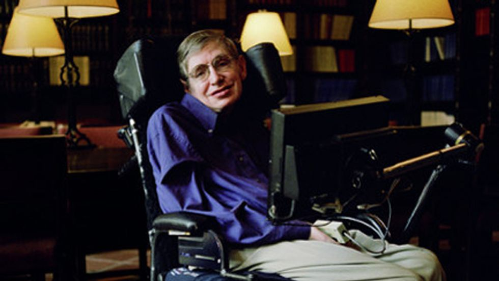 #5: Stephen Hawking's Warning: Abandon Earth—Or Face Extinction