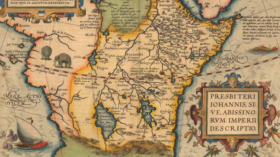 The Kingdom of Prester John, Christianity's Imaginary Ally