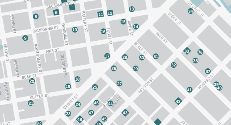 Secret Spaces of San Francisco