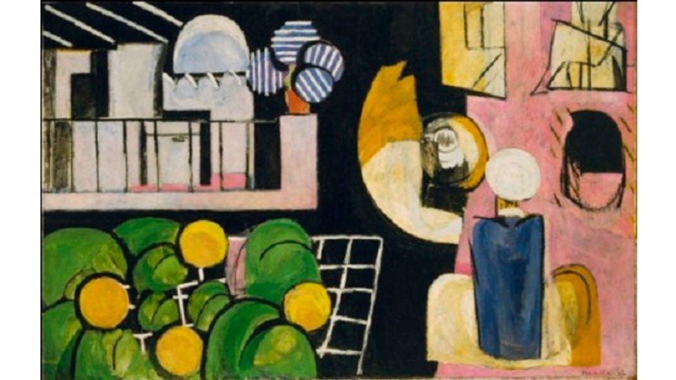 Free Radical: Matisse's Radical Inventiveness at the MoMA