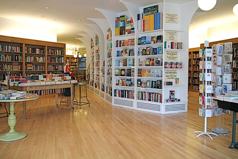 A Rebirth for Independent Book Stores?
