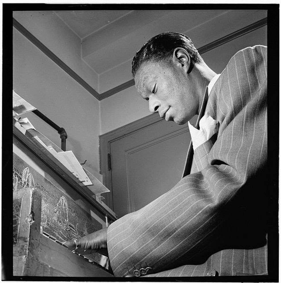 Nat King Cole Still Soothes The Soul