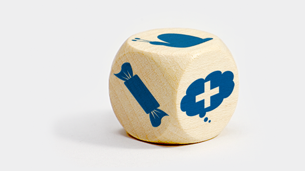 Dice for Change: Gamble on Goodness