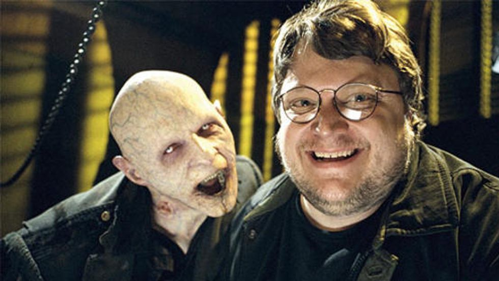 Guillermo del Toro Analyzes the Cultural Significance of Monsters