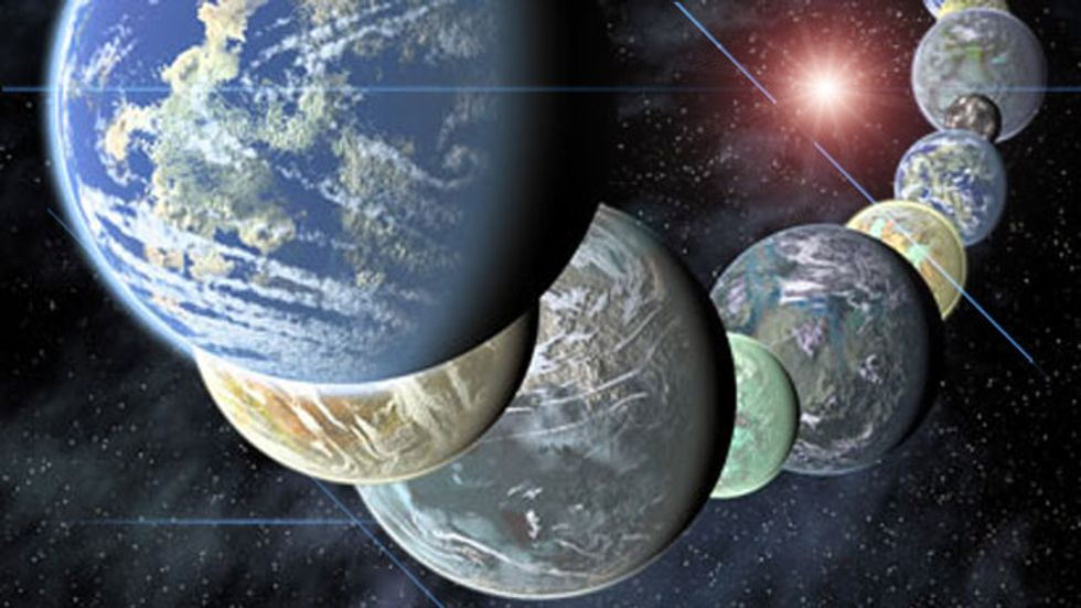 U.N. to Establish Protocols for When We Make Contact With Aliens