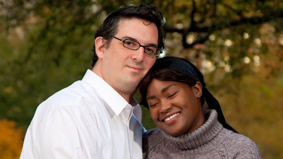 Why There Aren't More Interracial Couples