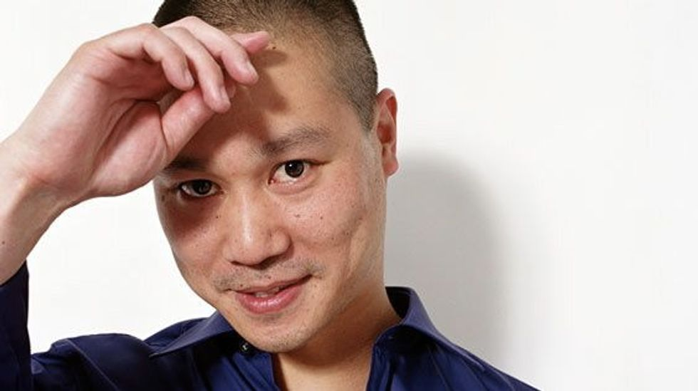 Zappos' Tony Hsieh: Happiness and Higher-Purpose at Work