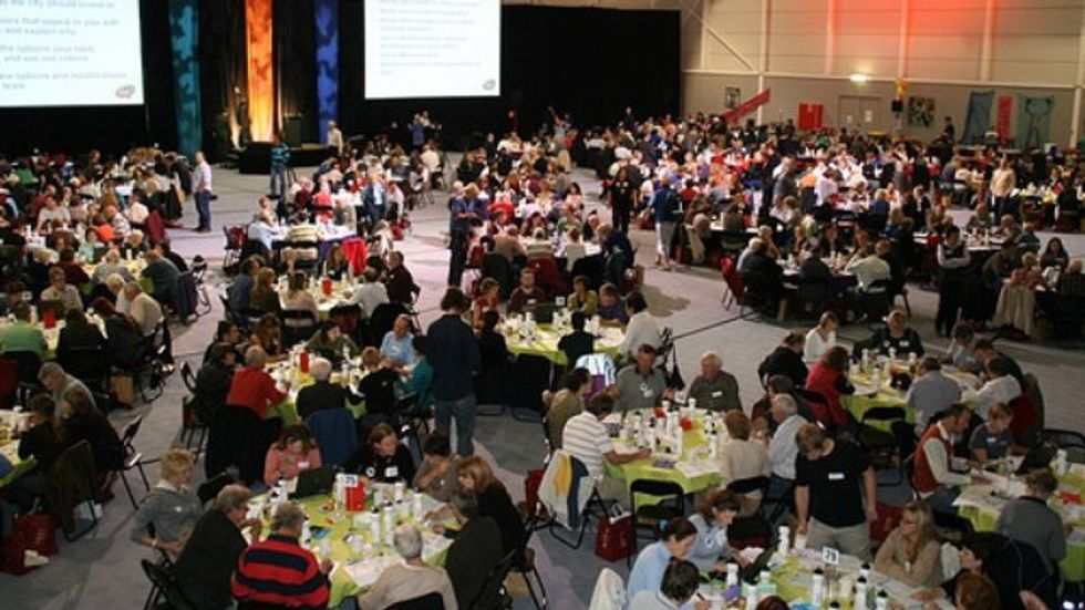 Eye on 2012: A Post-Partisan Plan to Engage the Public on Climate Change