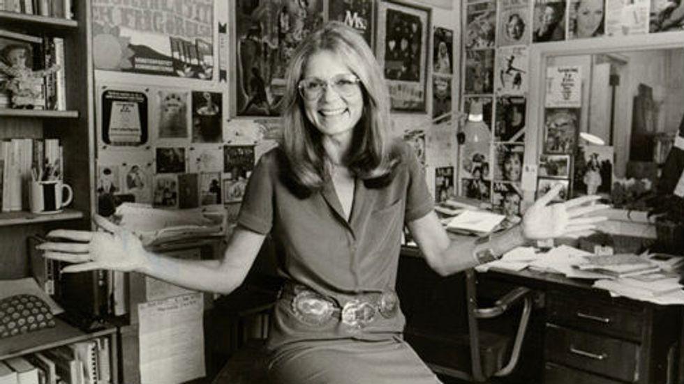 "Gloria Steinem: ""We Need to Eroticize Equality"""