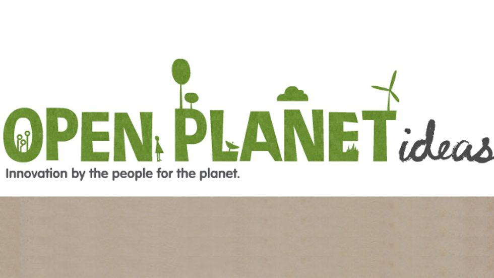Open Planet Ideas: Sony + WWF Crowdsource Tech Innovation