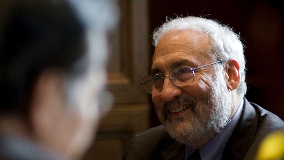 The Stiglitz Budget Plan