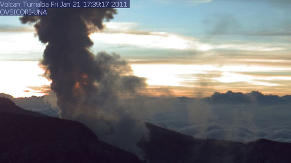 All the volcano webcams of the world