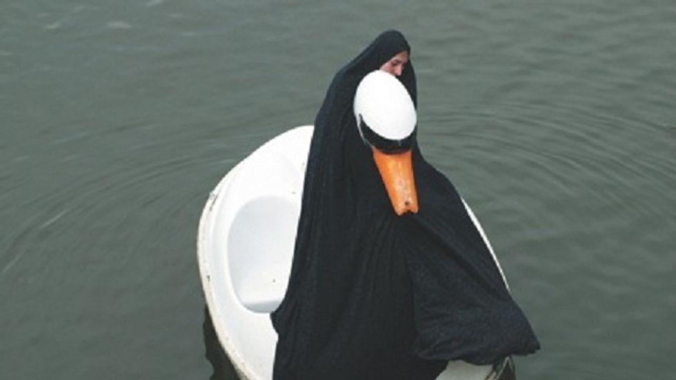 Black Swan: Uncovering Iranian Women Artists