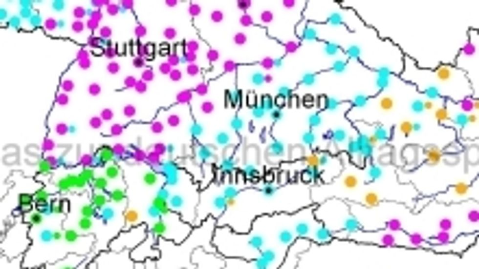 500 - It's 10:15 in Germany. Do You Know Where Your Isoglosses Are?
