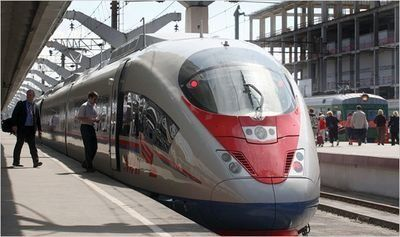I Want to Say Three Words to You: High Speed Trains - Big Think